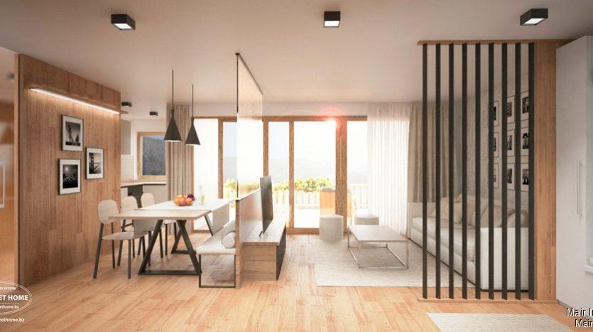 Wohnzimmer - Soggiorno