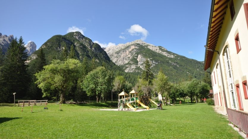 Parco giochi - Spielplatz