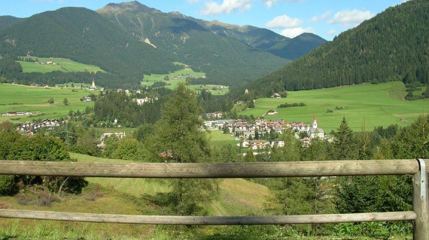 Vista valle - Ausblich