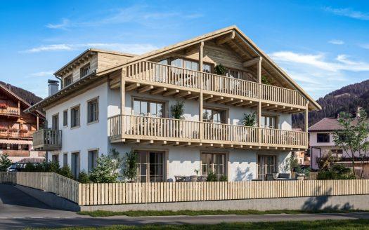Rendering della casa - Haus Rendering