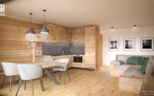 Proposta d'arredo - Einrichtungsbeispiel: Soggiorno - Wohnzimmer